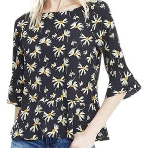 Banana Republic Tops - Banana republic daisy print top